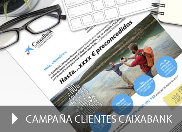 Producción gráfica Caixabank