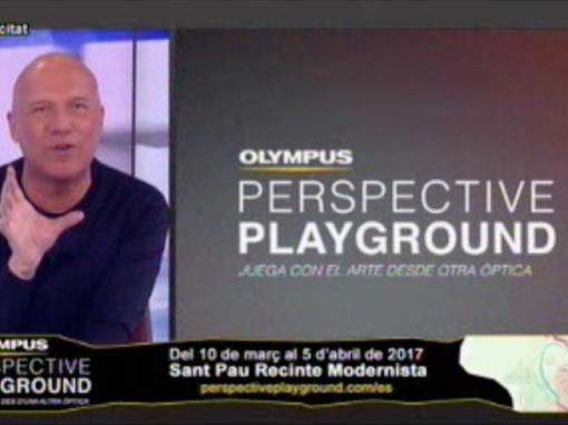 Olympus Playground Publicity